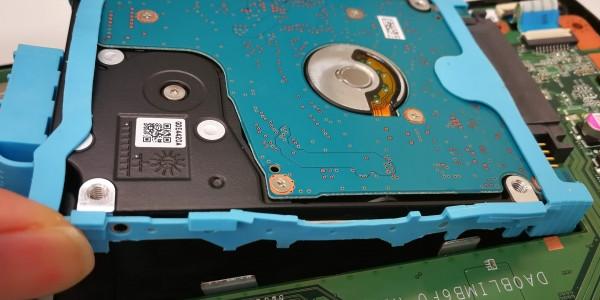 古いパソコン SSD 換装