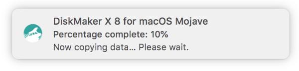 mac OS インストール