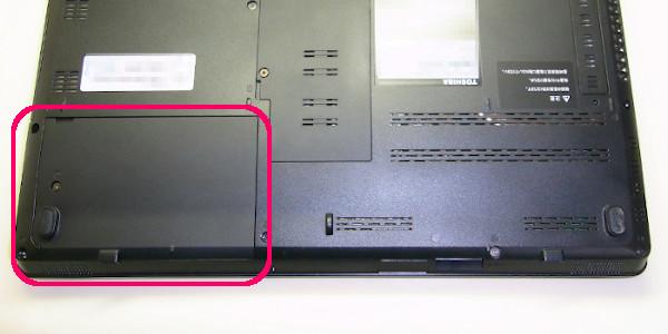 古いパソコン SSD