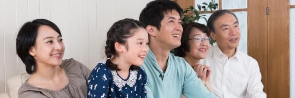 Amazon プライムビデオ 家族