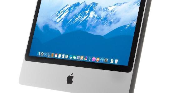 iMac os インストール